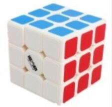 Qiyi Thunderclap Speed Cube 3x3x3 Rubik's Magic Cube White