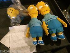 Prototype Test Shot Figure Doll Simpsons Factory Samples w/ Paperwork OOAK #X181