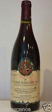 grand vin Bourgogne VOSNE-ROMANEE 1991 Labouré Roi bouteille 75cl wein wine winj