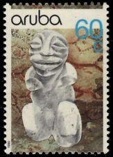 "ARUBA 62 - Archeological Discoveries ""Stone Figure"" (pb18731)"