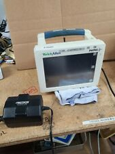 New Listingwelch Allyn Propaq Cs 244 Patient Monitor As Pictured Working With Power Supply