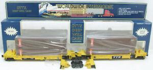 K-Line K779422 Transamerica DTTX W/4 Containers LN/Box