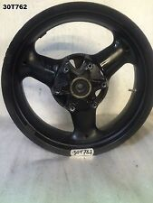 TRIUMPH SPEED TRIPLE 1995 REAR WHEEL 17 X 5.50 GENUINE OEM  LOT30  30T762 - M525