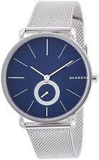 Reloj para hombre HAGEN SKAGEN Esfera Azul Correa De Malla SKW6230 - 2 Años De Garantía