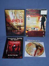 The Hills Have Eyes (2006) DVD Remake Alexandre Aja Aaron Stanford Vinessa Shaw