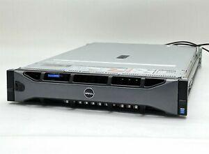 Dell PowerEdge R730 64GB DDR4 2*Xeon E5-2640 v3 2.6GHz 4*1TB SATA H730 iDracEnt