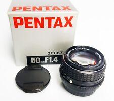 PENTAX SMC-M 50  / 1,4