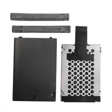 IBM Lenovo Thinkpad T510 T520 W520 Hard Drive Cover + Caddy + Rails + Screws USA