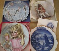 Lot f 4 vintage plates - all in new clean condition - Haviland -Limoges- Dresden