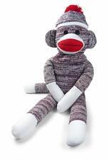 "Pennington Bear Co The Original Sock Monkey Hand-Knit Plush 40"" inch"