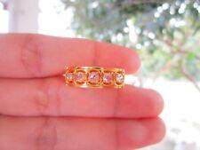 .31 Carat Rose Cut Diamond Yellow Gold Ring 14k sepvergara