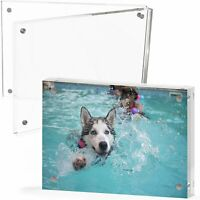 Mammoth AAA Grade Acrylic 8x10 Magnetic Picture Frame (3 Pack)