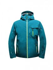 MEN'S DARE 2B DEXTERITY MOSAIC BLUE WATERPROOF AND BREATHABLE SKI JACKET.