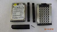"""80GB 2.5""""HDDw/ Caddy and Cover forLenovo Thinkpad R61 R61e R61i R500"""