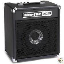 "Hartke HD50 Hydrive 50-Watt 10"" Small Practice Combo Bass Guitar Amplifier Amp"
