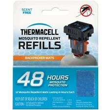 Thermacell TMRM48 M-24 Backpacker Mat Refill Lasts 48 Hours