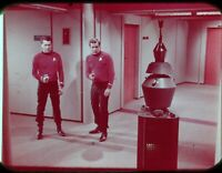 Star Trek TOS 35mm Film Clip Slide The Changeling Nomad Red Shirts 2.3.2