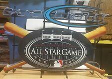 2008 Major League Baseball Bud Light Neon Sign NOT WORKING All Star Gam NYC RARE