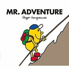 Mr. Adventure by Roger Hargreaves (Paperback  2017)