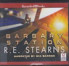 BARBARY STATION by R.E. STEARNS ~ UNABRIDGED CD AUDIOBOOK