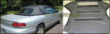 CHRYSLER SEBRING CONVERTIBLE TOP DO IT YOURSELF PACKAGE 96-06 WITH ONE PIECE TOP