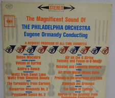 The Magnificent Sound of the Philadelphia Orchestra 33RPM 061316 TLJ