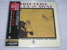 Sonny Criss Up And Away JAPAN mini lp CD DSD TAL FARLOW CEDAR WALTON SEALED