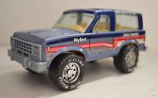 Vintage 1983 NYLINT Ford Bronco Ranger Bass Chaser Truck - Made in U.S.A.
