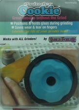 Stained Glass Supplies GRINDER COOKIE Save Bits Fingers Grinding Aid Pusher