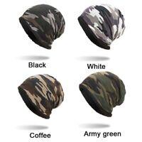 1PC Camouflage Velvet Cap Multicolor Cotton Velvet Hat Fashionable Popular NewPS