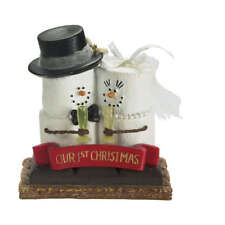 Midwest of Cannon Falls Original S'more Wedding Ornament Free Ship Usa