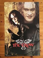 THE CROW,RARE AUTHENTIC 1994 POSTER