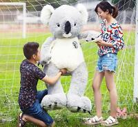 75cm Giant Hung Australia  Koala Plush Soft Toys Doll Stuffed Animal Pillow Gift