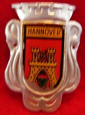 Hannover used badge mount stocknagel hiking medallion G5276
