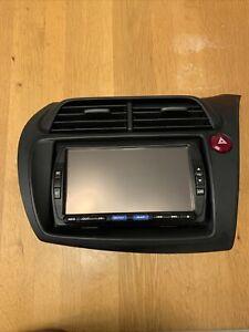 Honda Civic Mk8 Es-t Sat Nav Cd Player Radio Head Unit 08A40-2M6-401