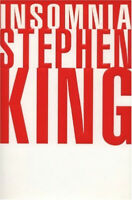 Insomnia by Stephen King, Morgan Hardcover Book FREE SHIPPING