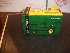 1/16 john deere lawn mower  in box