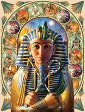Dufex Postcard Pharoah Tutankhamun - NEW