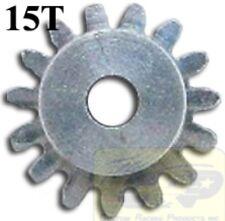 15T PINION GEAR  Super Hotshot Supershot Juggernaut TXT-1 RC Tamiya 3515003