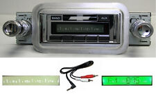 1958 Chevy Radio Impala & Bel Air  Free AUX Cable Stereo 230 **
