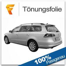 Passgenaue Tönungsfolie VW Passat Variant Typ B7 Bj 2010-2014