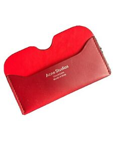 Acne Studios Card Holder Multi Tone RRP £100 Brand New With Box!
