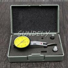 AU-Dial Test Precision Metric Measuring Lever Indicator Tool with Dovetail Rails