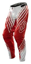 Troy Lee Designs 2014 Bike Sprint Pants Camber Red/White/Blue Mens Size 28