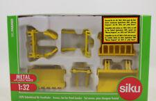 Siku 7070 PALA CARGADORA SET para sistema de cambio 1 :3 2 NUEVO EN EMB. orig.