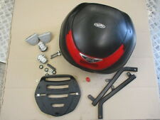 Porte bagage + top case GIVI pour Yamaha 660 XTZ - 3YF
