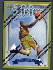 1996-97 Topps Finest Heir Gold w/ Coating #269 Kobe Bryant RC Rookie RARE