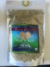Hemp Hearts (16 Oz.) Organic And Raw By Divine Organics Superfoods