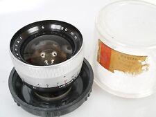 Pantar 30 mm 1:4 4/30 mm Nº 3 868 007 pour Zeiss Contina + boîte + PLEXI Case Top