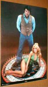 VEGA$ VEGAS TV Show Robert Urich Judy Landers 1978 Poster
